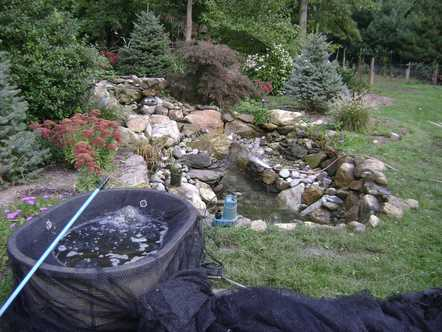 Pond Maintenance & Services Contractor